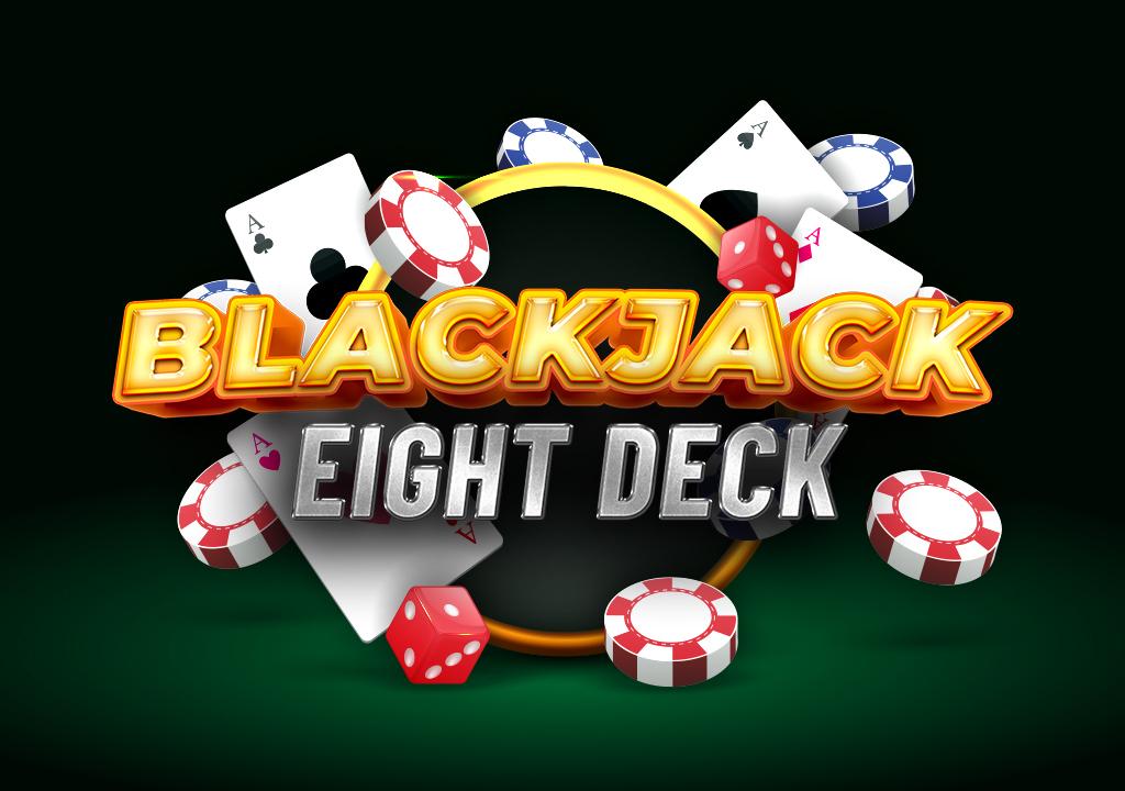 Blackjack Eight Deck